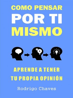cover image of Como pensar por ti mismo