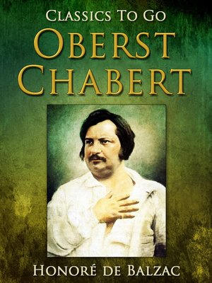 cover image of Oberst Chabert