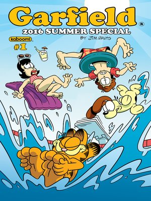 cover image of Garfield 2016 Summer Special