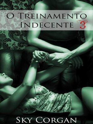 cover image of O Treinamento Indecente 3