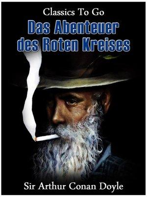 cover image of Das Abenteuer des Roten Kreises
