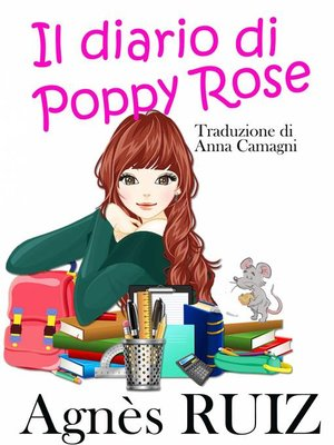 cover image of Il diario di Poppy Rose