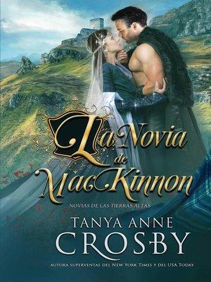 cover image of La Novia de MacKinnon