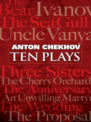 cover image of Ten Plays