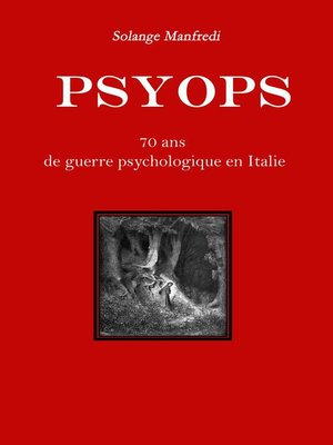 cover image of Psyops.