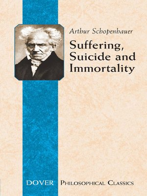 cover image of Suffering, Suicide and Immortality