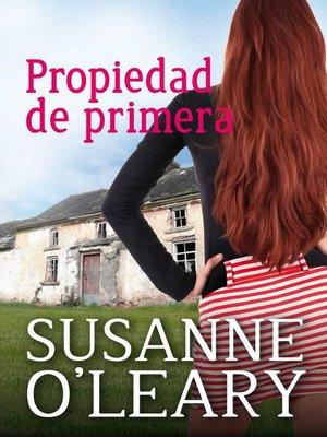 cover image of Propiedad de primera