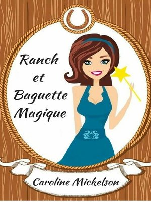 cover image of Ranch et Baguette Magique