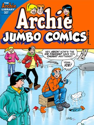 cover image of Archie Double Digest #307
