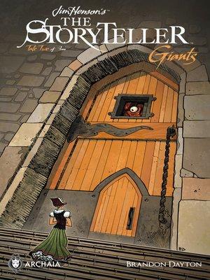 cover image of The Storyteller: Giants (2016), Issue 2