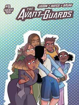 cover image of The Avant-Guards (2019), Issue 8