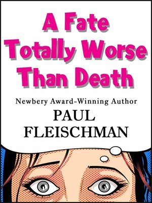 cover image of A Fate Totally Worse Than Death