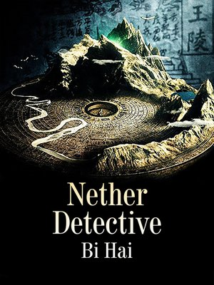 cover image of Nether Detective