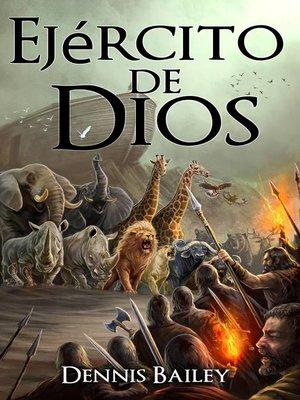 cover image of Ejército de Dios