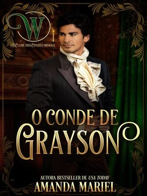 cover image of O Conde de Grayson