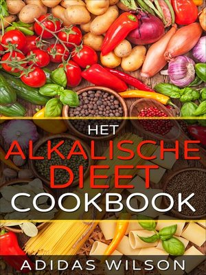 cover image of Het alkalische dieet Kookboek