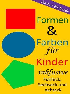 cover image of Formen & Farben Für Kinder