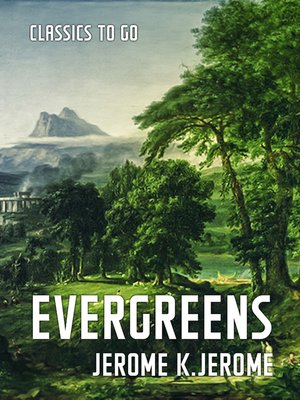 cover image of Evergreens