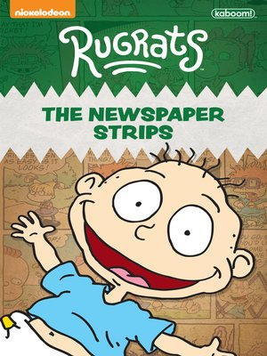 cover image of Rugrats: The Newspaper Strips