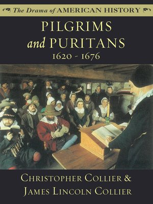 cover image of Pilgrims and Puritans: 1620 - 1676