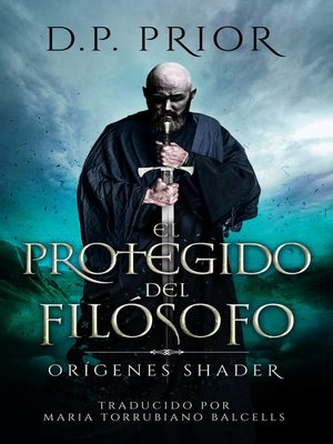 cover image of El protegido del filósofo