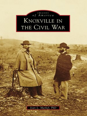 cover image of Knoxville in the Civil War