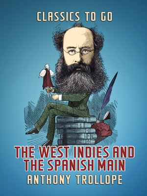 cover image of The West Indies and the Spanish Main