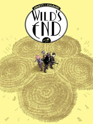 cover image of Wild's End #4