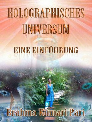 cover image of Holographisches Universum