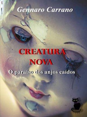 cover image of Creatura Nova