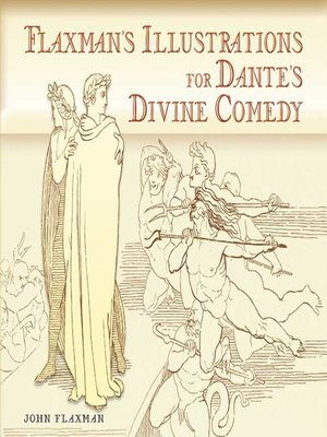 cover image of Flaxman's Illustrations for Dante's Divine Comedy