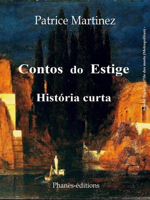 cover image of Contos do Estige Volume 1