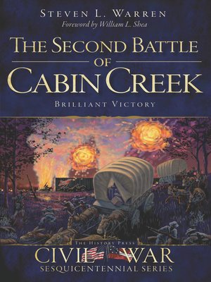 cover image of The Second Battle of Cabin Creek