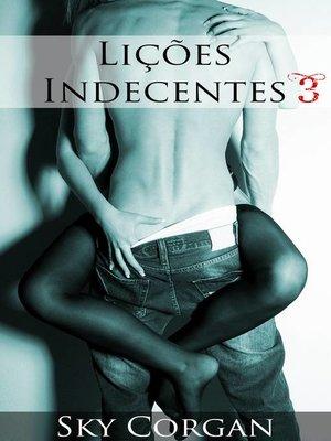 cover image of Lições Indecentes 3