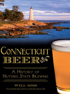 cover image of Connecticut Beer