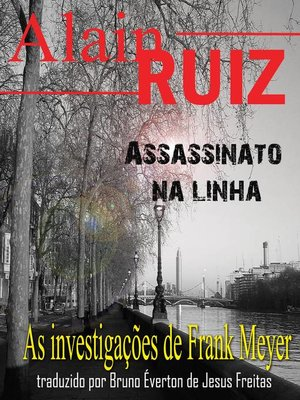 cover image of Assassinato na linha