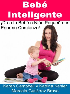 cover image of Bebé Inteligente