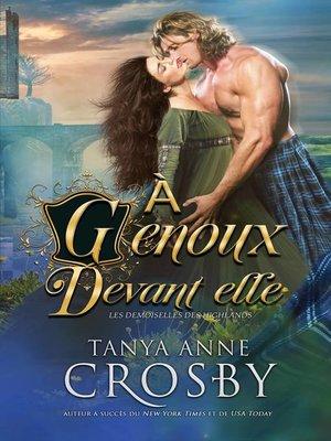 cover image of À Genoux devant elle