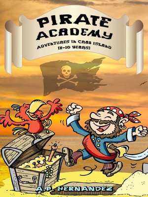 cover image of Pirate Academy