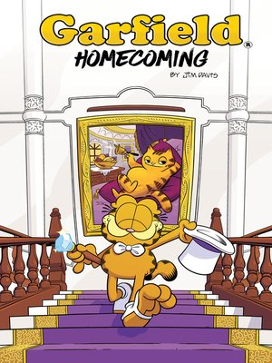 cover image of Garfield: Homecoming