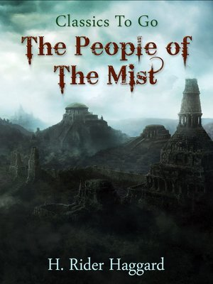 cover image of The People of the Mist