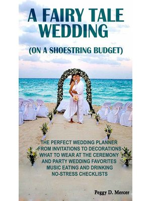 cover image of A Fairy Tale Wedding (On a Shoestring Budget)