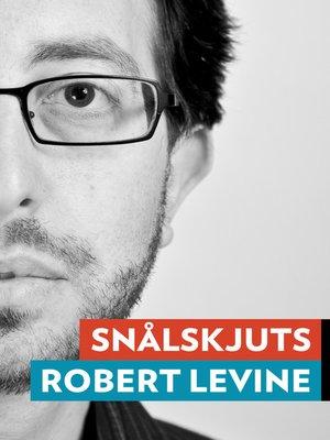 cover image of Snålskjuts
