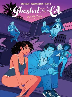 cover image of Ghosted in L.A., Volume 2
