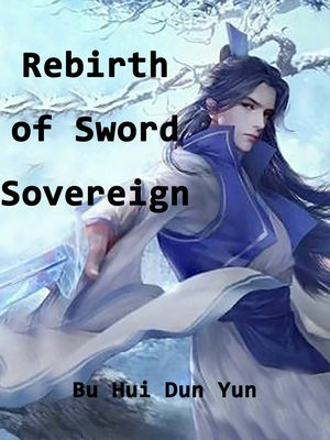 cover image of Rebirth of Sword Sovereign