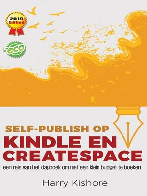 cover image of Self-Publish op Kindle en CreateSpace