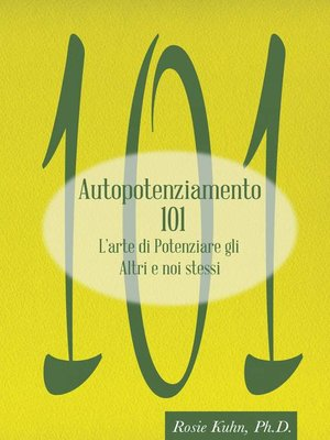 cover image of Autopotenziamento 101