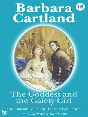 cover image of The Goddess and the Gaiety Girl