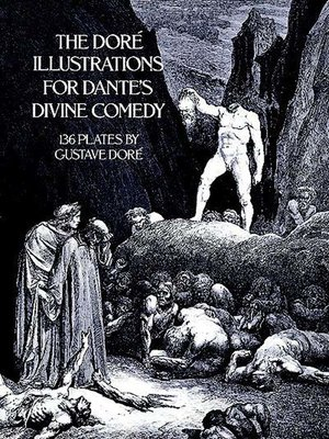 cover image of The Doré Illustrations for Dante's Divine Comedy