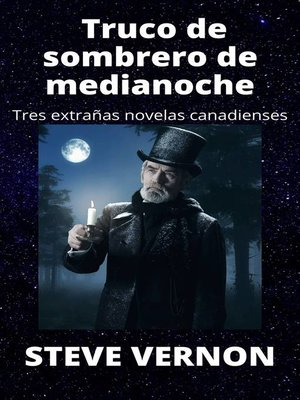cover image of Truco de sombrero de medianoche